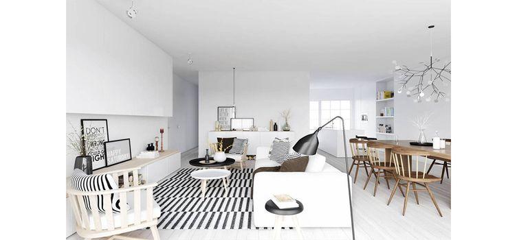 Decoração Escandinava: a nova tendência para casas