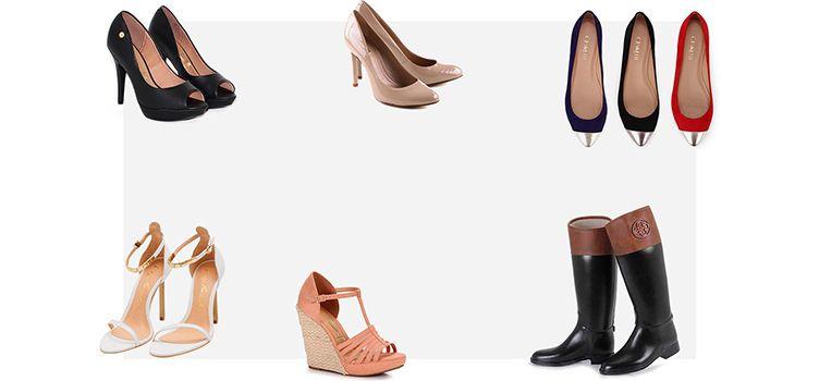 5 tipos de sapatos que não podem faltar no seu armário