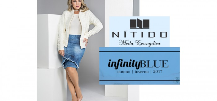 Nítido Jeans Infinity Blue Outono/Inverno 2017