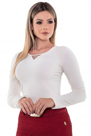 blusa manga comprida via tolentino viaevangelica