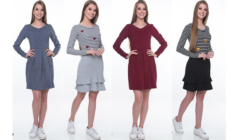 vestidos conjuntos hapuk denim blog via evangelica