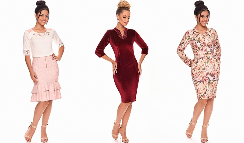 conjunto rose vestido veludo marsala conjunto tom terroso zunna ribeiro blog via evangelica
