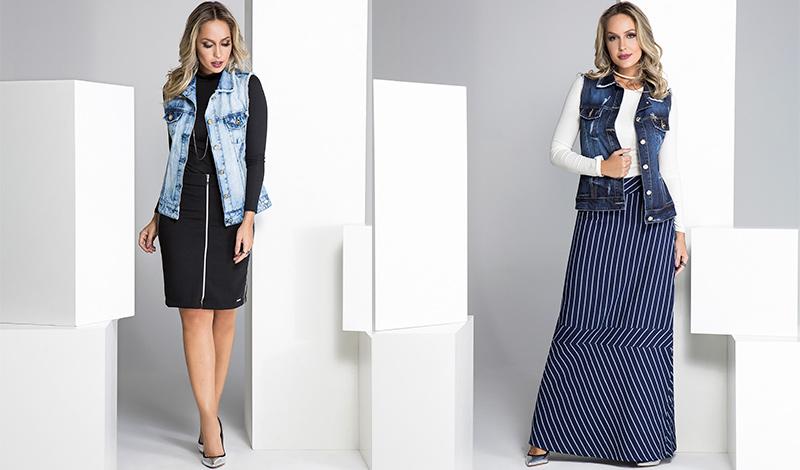 colete jeans nitido jeans blog via evangelica