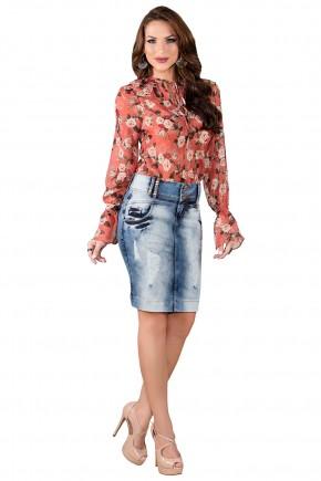 saia jeans tradicional degrade titanium viaevangelica frente