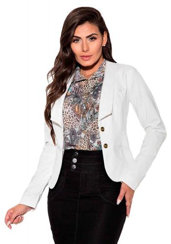 blazer off white via tolentino viaevangelica frente