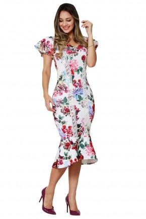 vestido midi sino estampa floral tata martello viaevangelica frente