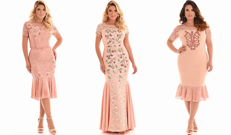 vestido conjunto tendencia look casamento evangelico blog viaevangelica