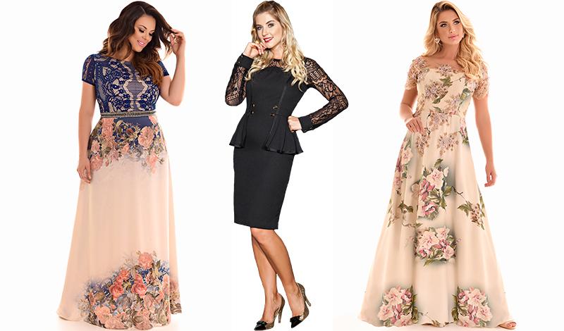 vestido longo estampado tendencia look casamento evangelico blog viaevangelica