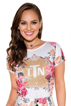blusa manga curta ttn estampa floral aplicacao strass titanium viaevangelica frente fileminimizer