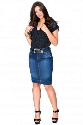 saia jeans tradicional justa reta dyork viaevangelica frente